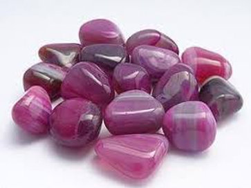 Agate - Pink