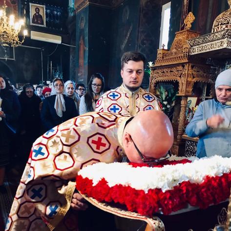 Duminica Sfintei Cruci 2019