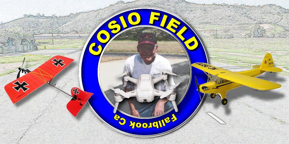 Cosio Field Open House!!!