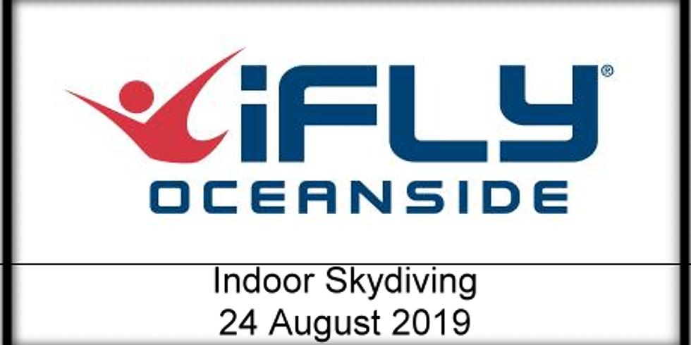 Indoor Skydiving @ iFly Oceanside!