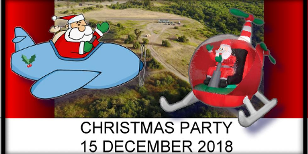 Palomar R/C Flyers Christmas Party!