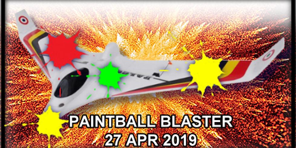 Paintball Blaster!