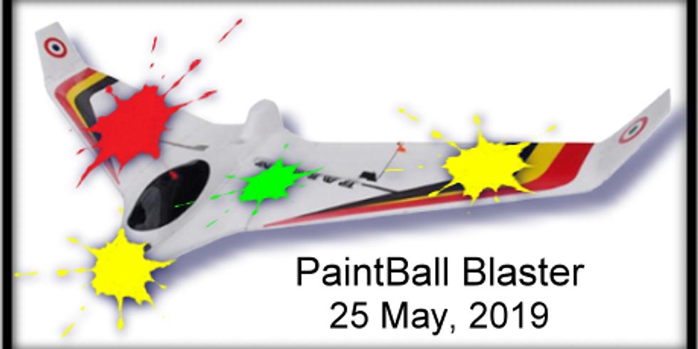 Paintball Blaster