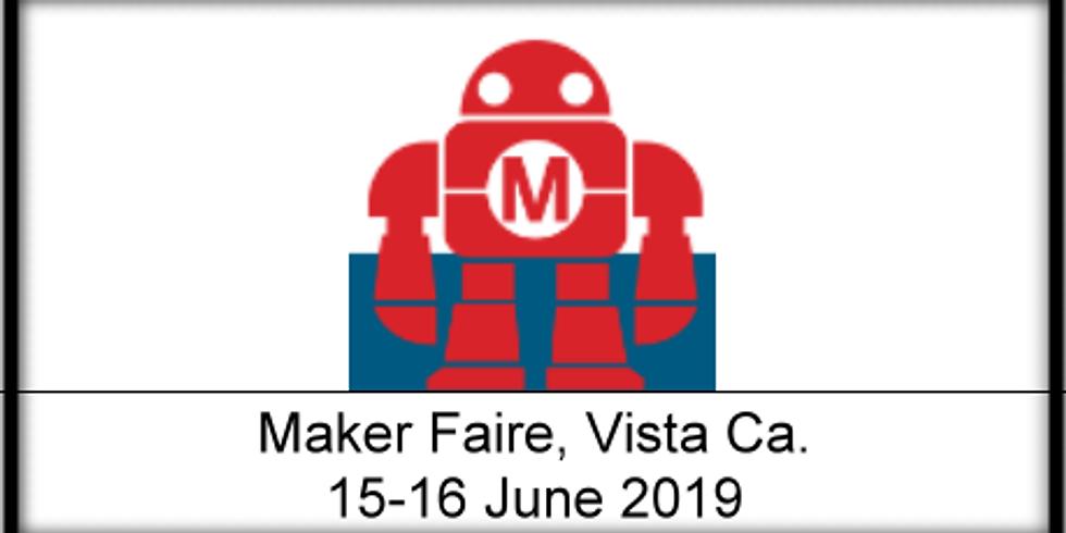 Maker Faire Vista