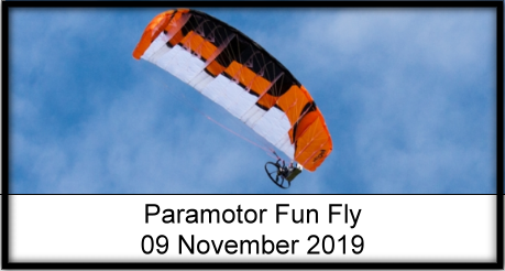 1st So Cal Paramotor Fun Fly