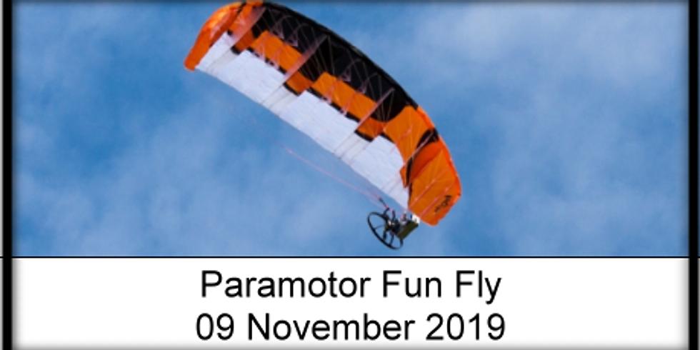 1st So Cal Paramotor Fun Fly