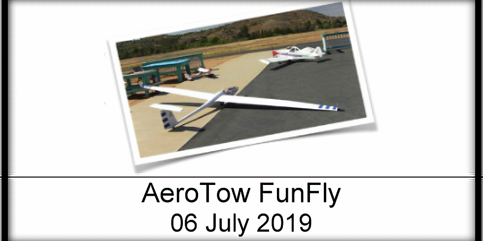 PRCF AeroTow FunFly