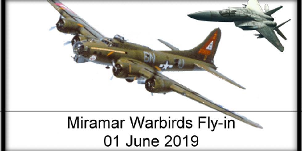 Miramar Warbirds Fly-in at MRCF Premier Field