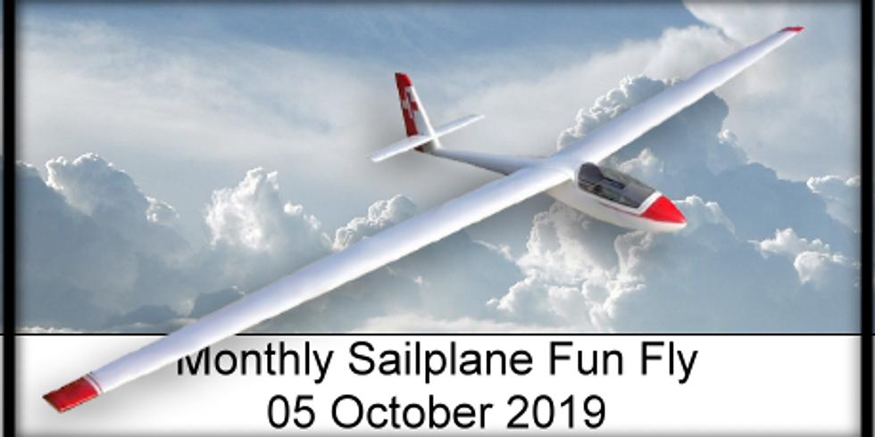 Monthly Sailplane Fun Fly
