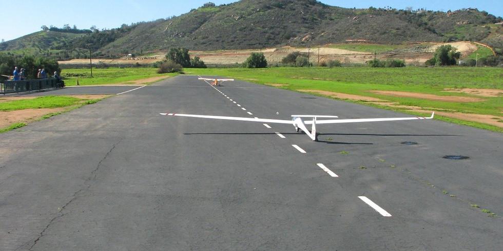 Palomar RC Flyers Annual Fall Aerotow