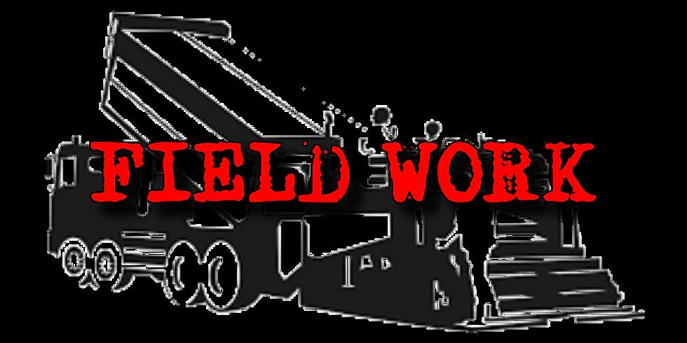 FIELD WORK 12 JULY 2021