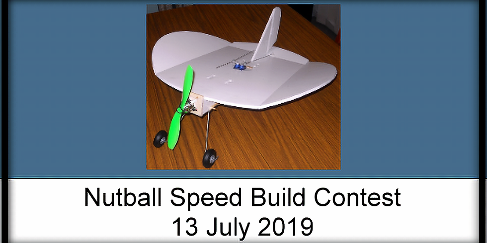 Nutball Speed Build Contest