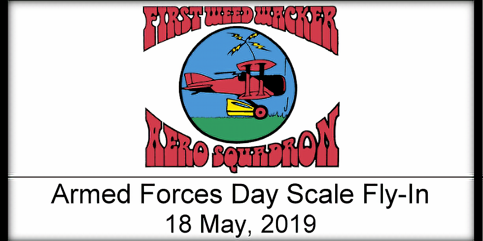 Armed Forces Day Scale Fly-In