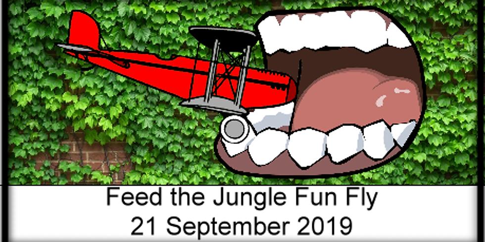Feed the Jungle Fun Fly!
