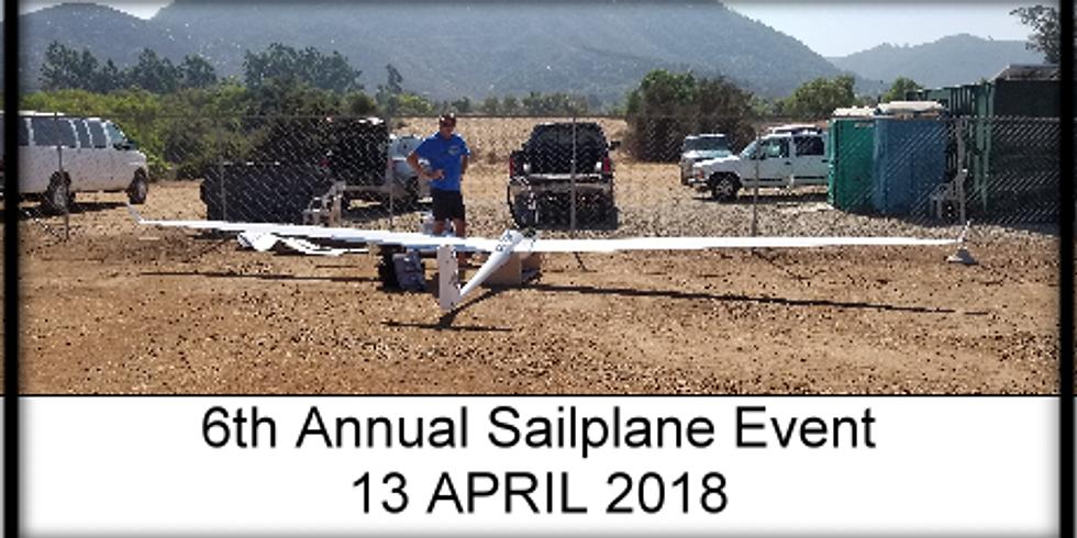 6th Annual PRCF Glider Event