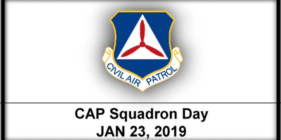 CAP Squadron Day
