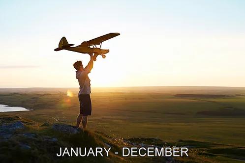Adult Member - January - December