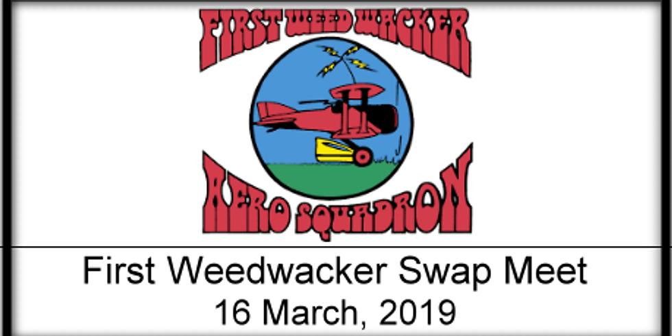 First Weedwacker Aerosquadron Swap Meet