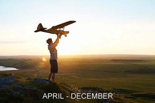 Adult Member - April - December