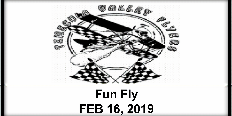Temecula Valley Flyers Fun Fly