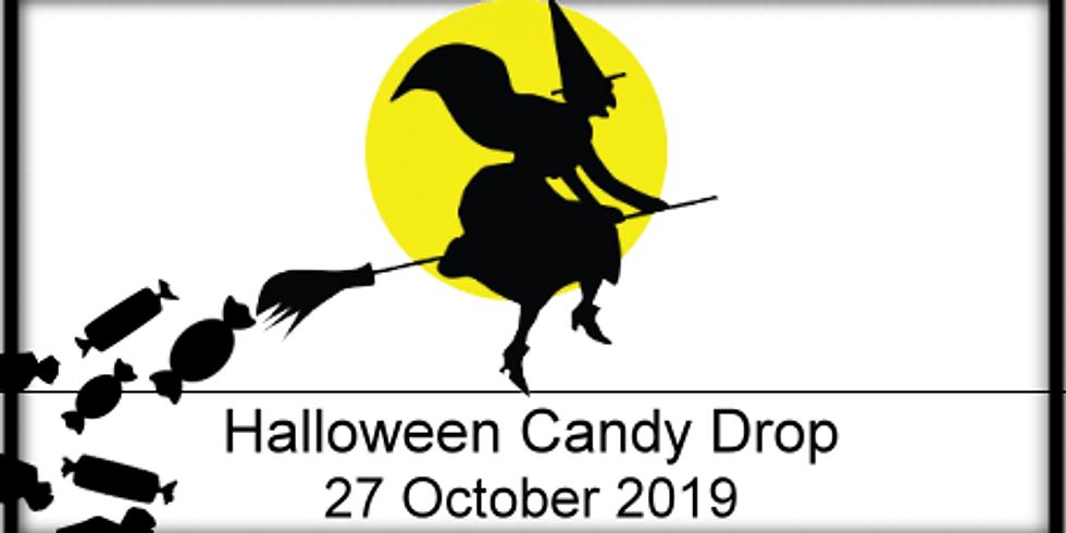 Halloween Candy Drop