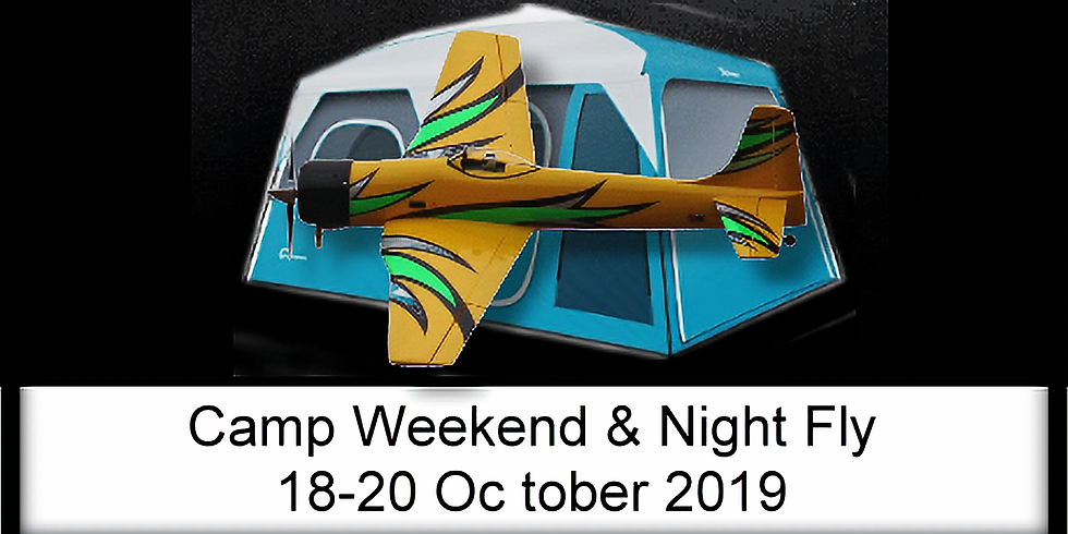 PRCF Camp Weekend & Night Fly
