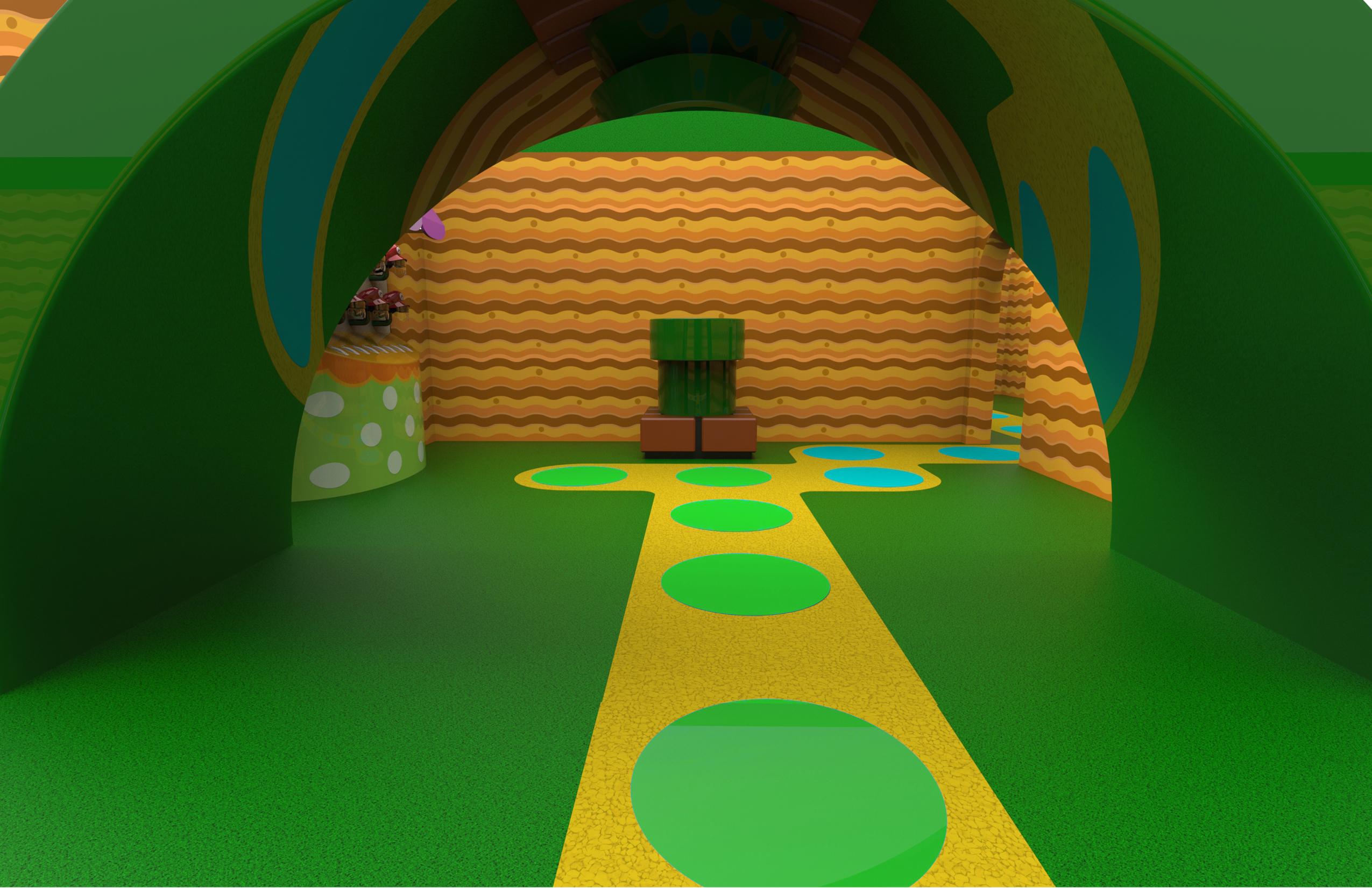 Mario Party AR18