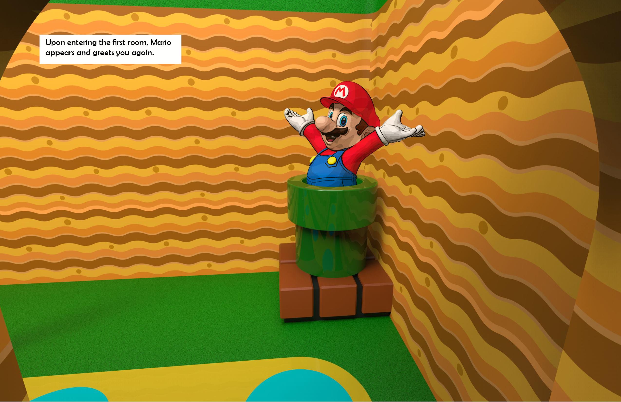 Mario Party AR26