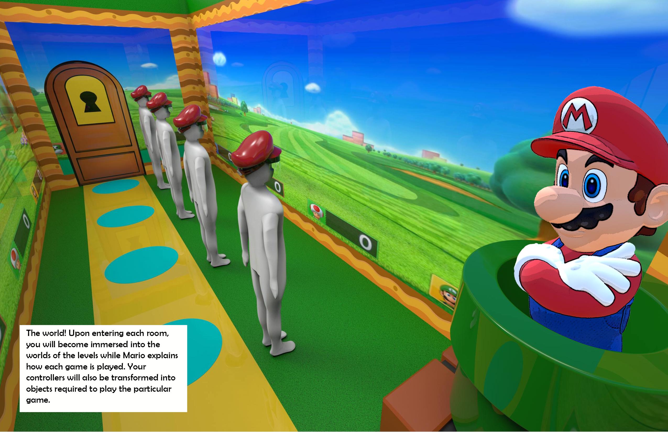 Mario Party AR28
