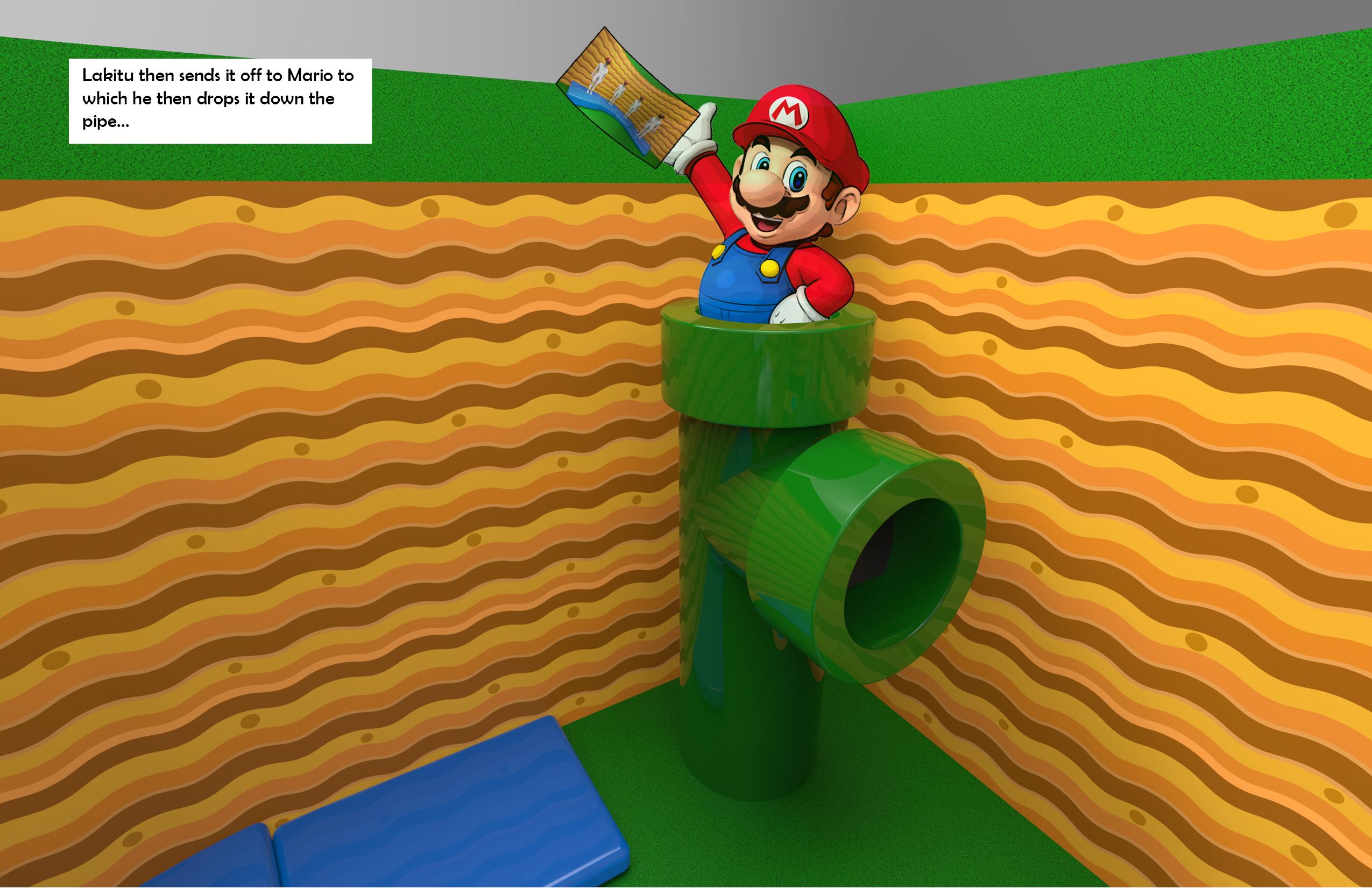 Mario Party AR40