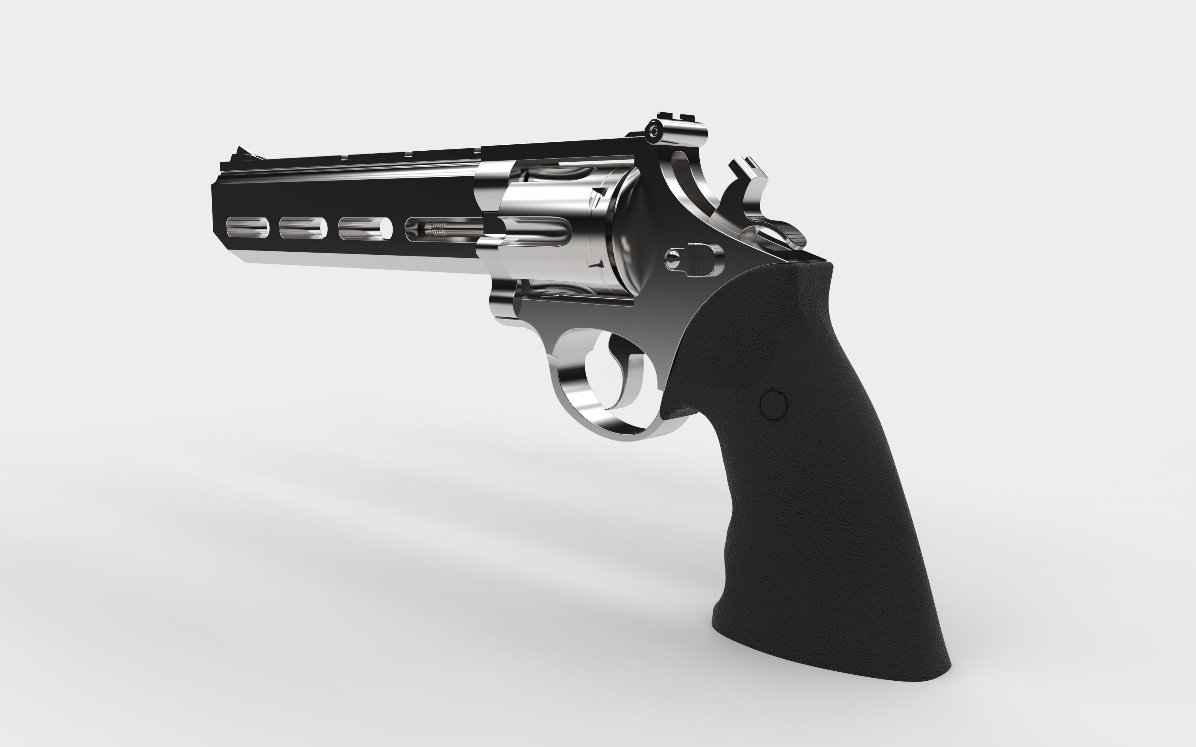 Kellogg's Pistol Rendering.469