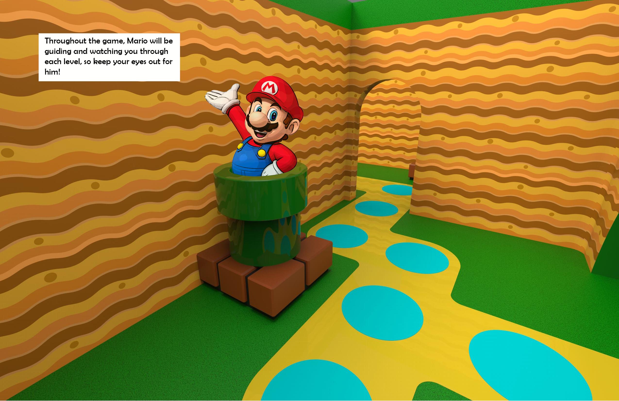 Mario Party AR25