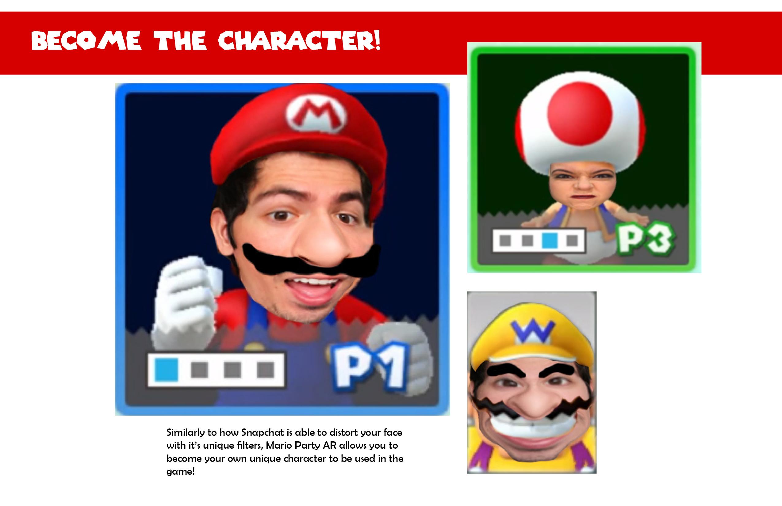 Mario Party AR13