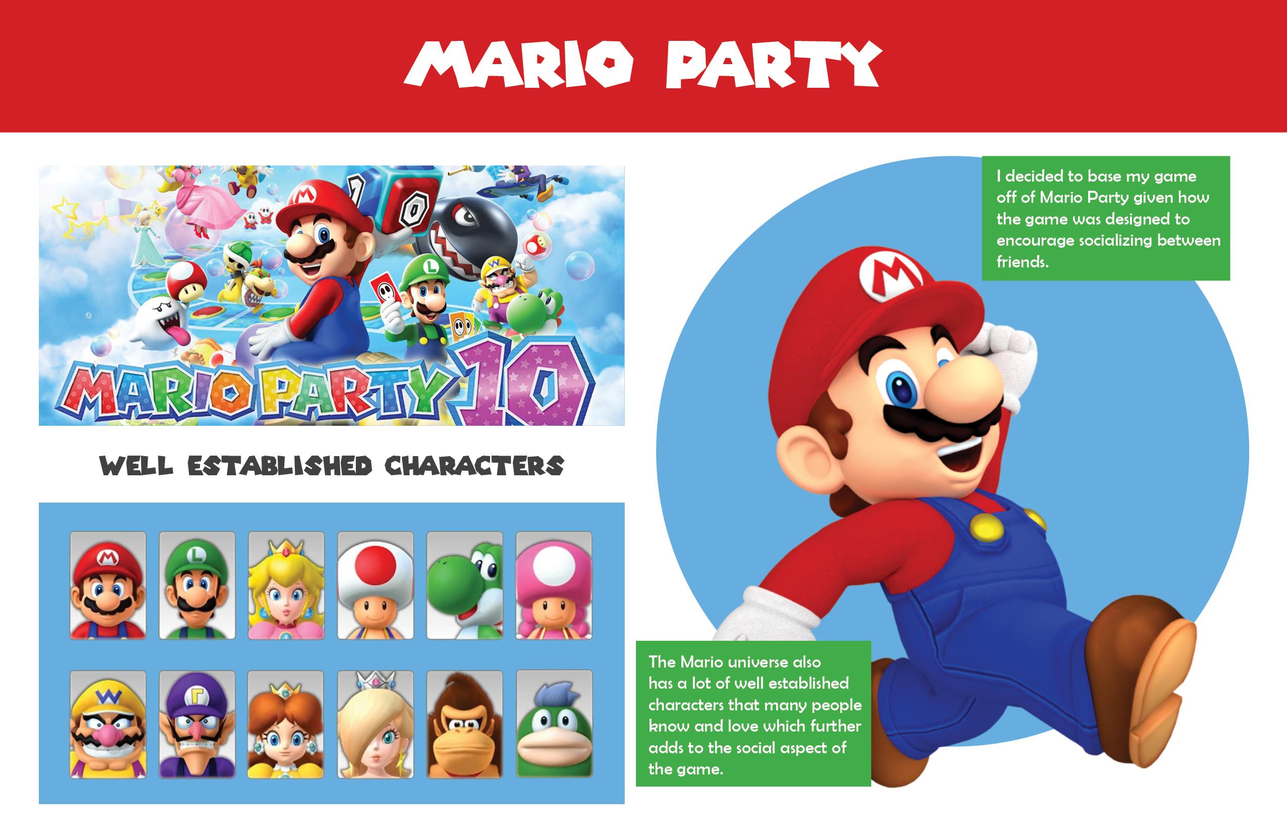 Mario Party AR5