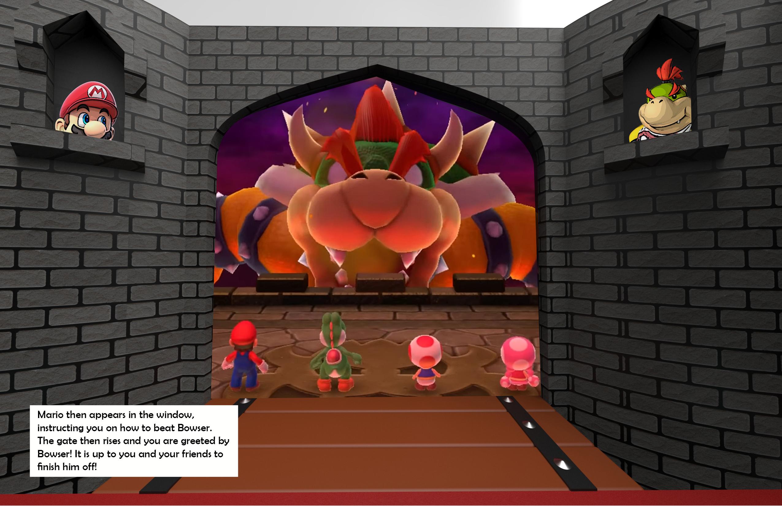 Mario Party AR36