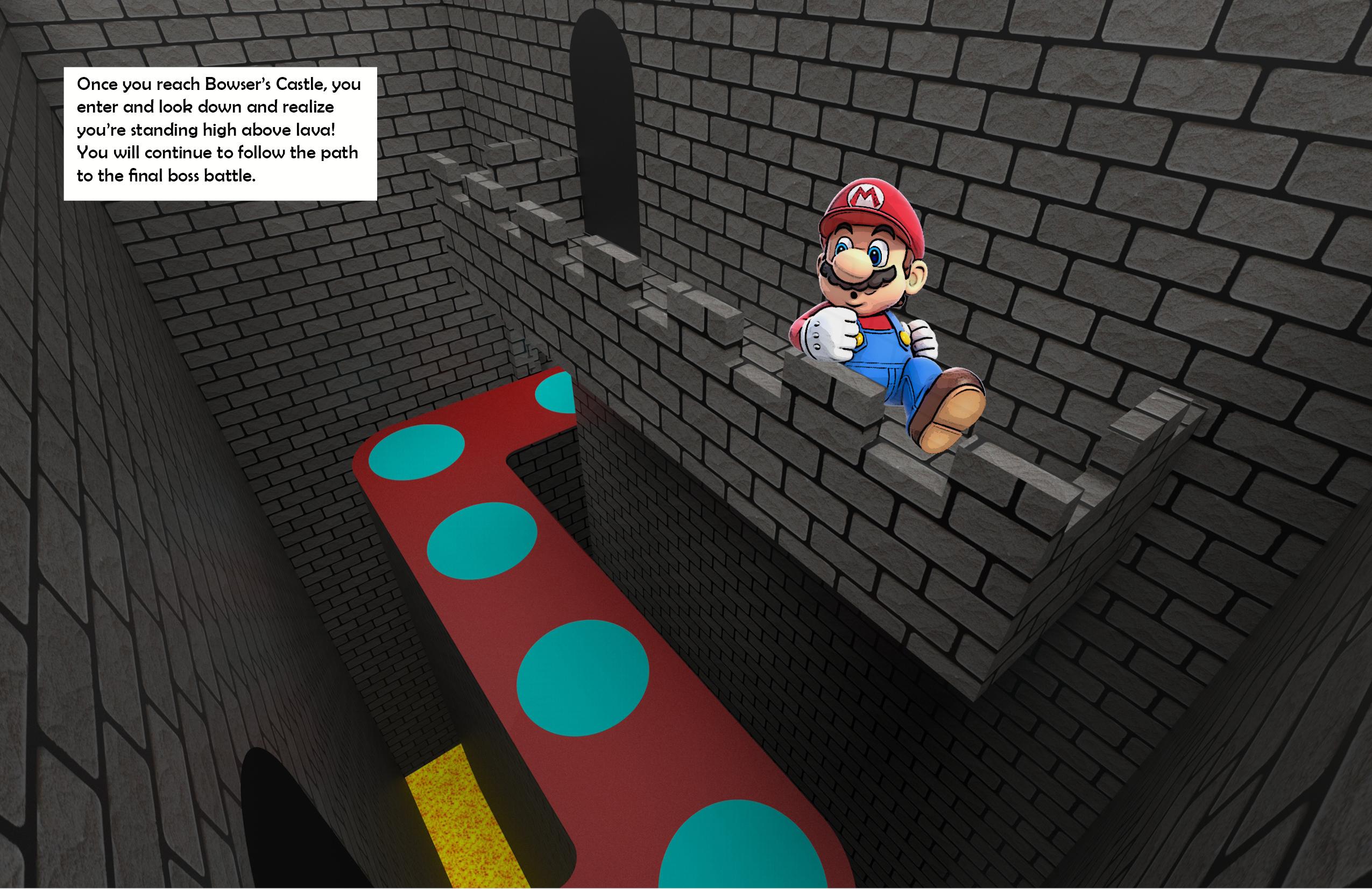 Mario Party AR34