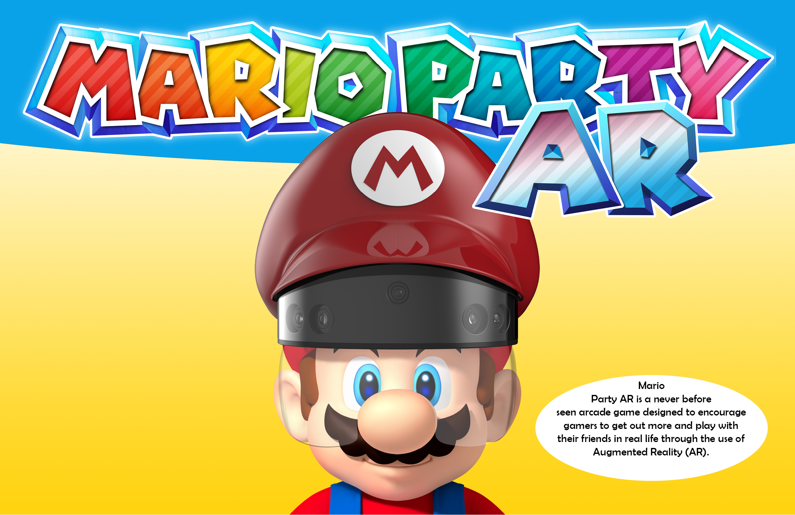 Mario Party AR