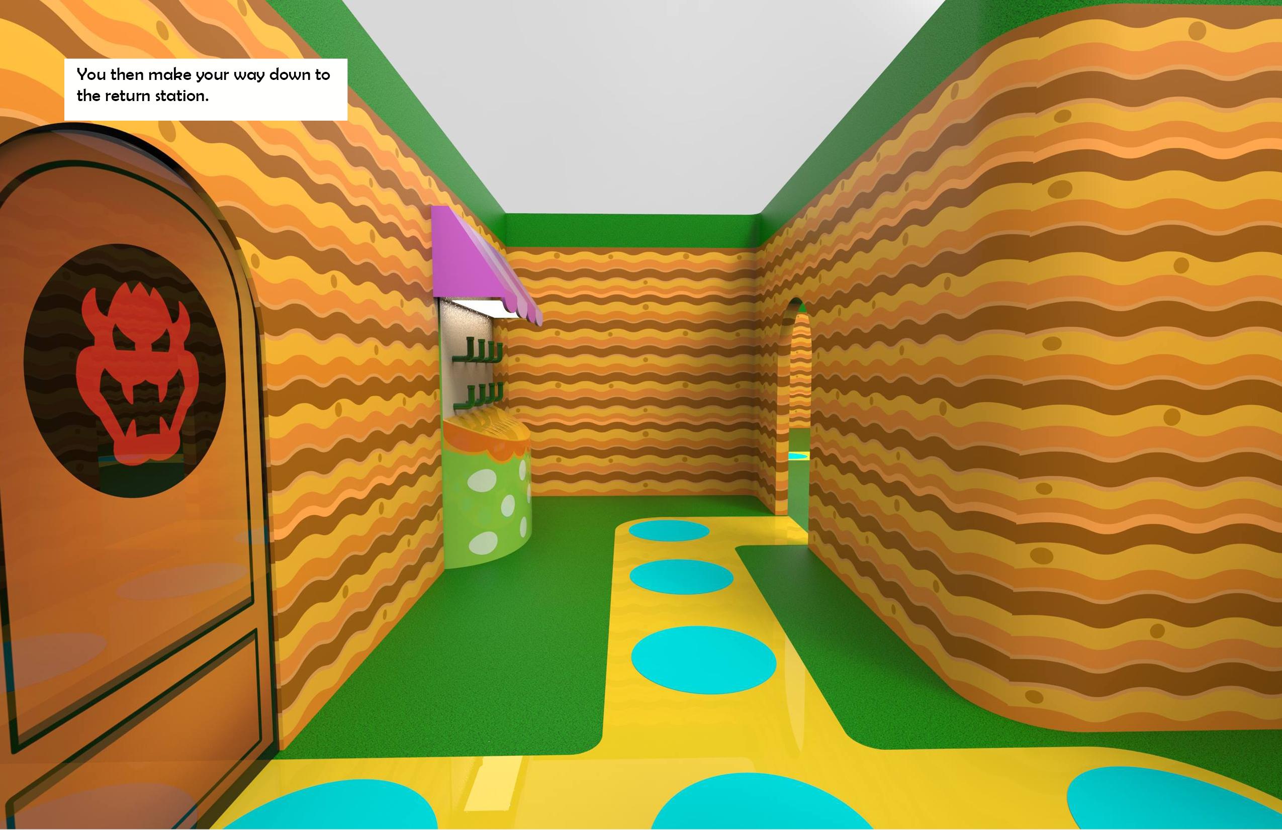 Mario Party AR42