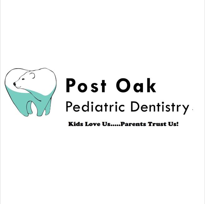 Post Oak Pediatric Dentistry Logo Square