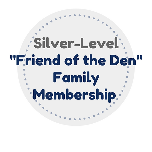Family Silver Friend of the Den