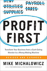 Profit First by Mie Michalowicz