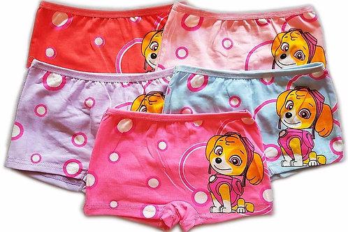 Детские трусы-шортики для девочек