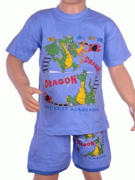 Костюм Дракон шорты и футболка