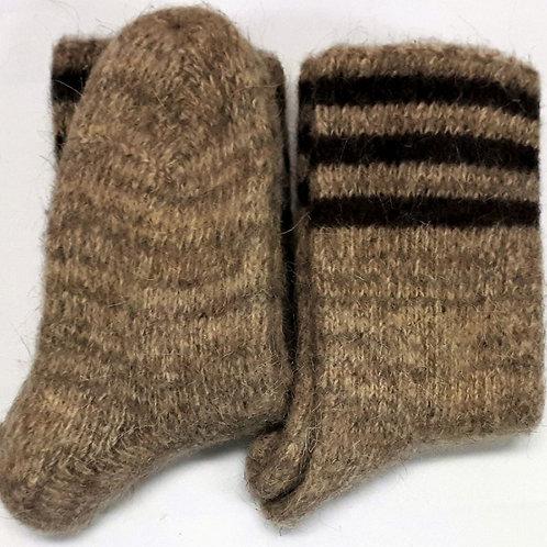 Мужские носки шерстяные
