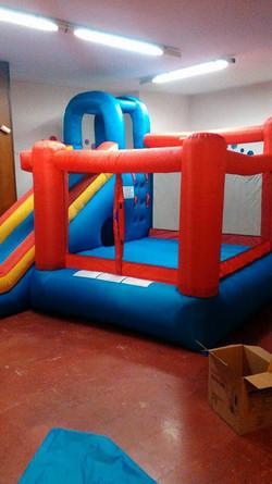 Bounce n slide 4x3x3h m