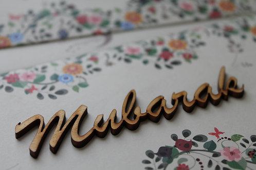 Mubarak FY1 - Money Envelope