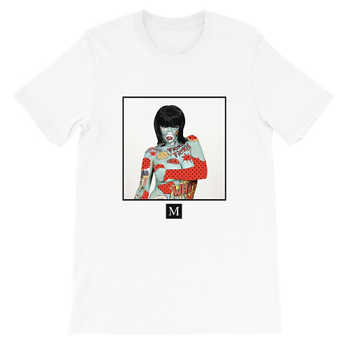 Pop Art Short-Sleeve Unisex T-Shirt