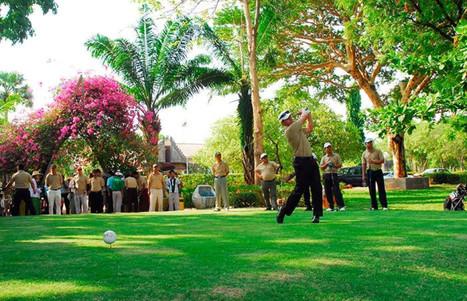 Nyaung U Golf Resort