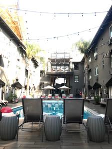 Grafton on Sunset, West Hollywood, CA