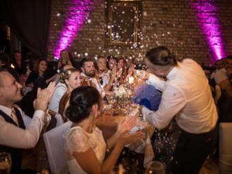 Hochzeitsspaß mit Zauberer Frankfurt
